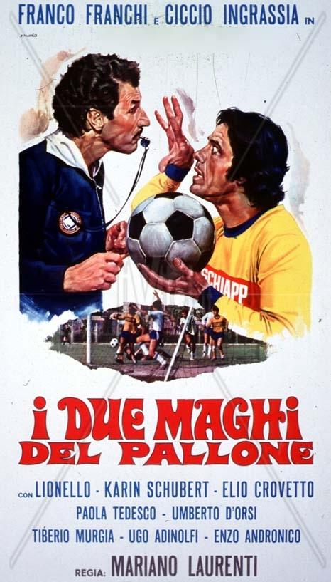 I due maghi del pallone (Franco e Ciccio)